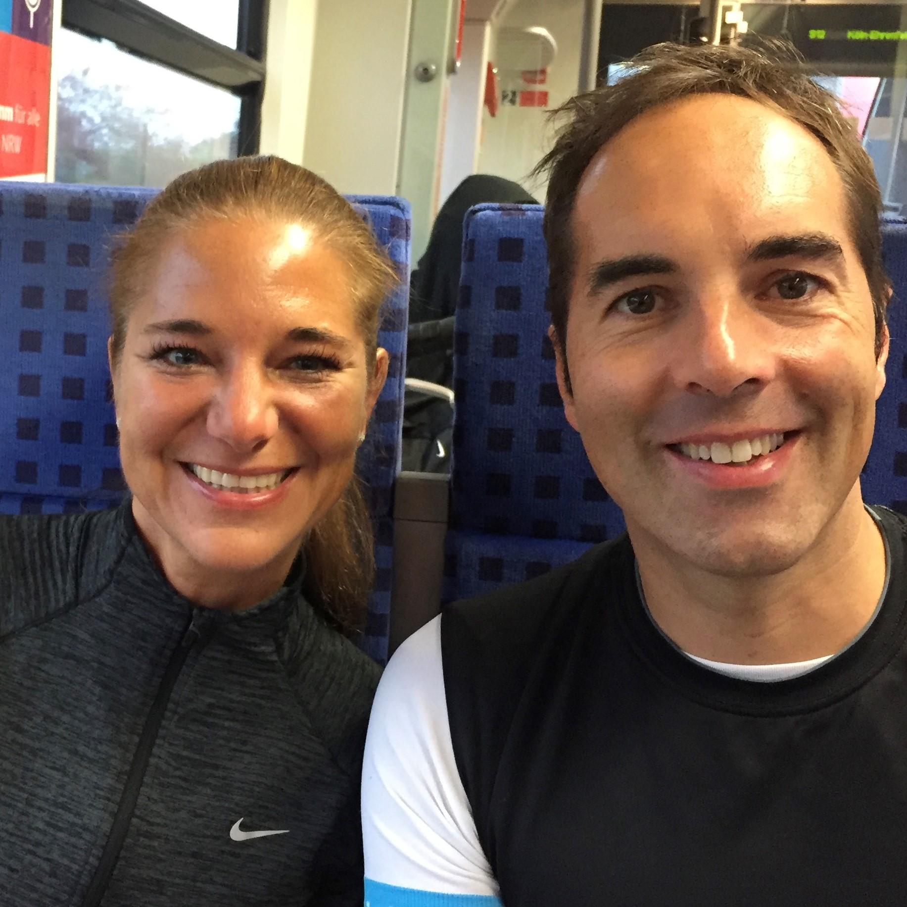 Kirsten Gebhardt und Thomas Wierig